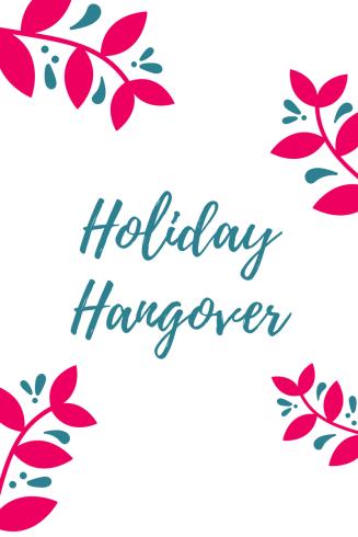 holiday-hangover