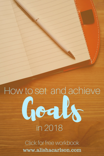 How to set goals and achieve them this year (2)